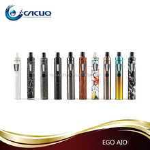 Electronic cigarette Wholesale 2017 All in One 1500mAh eGo AIO Kit JOyetech Ego AIO In Cacuq STOCK