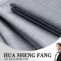 Wholesale Fashion Ready Stock Wool Fabric For Men Suit Fabric Manufacturers