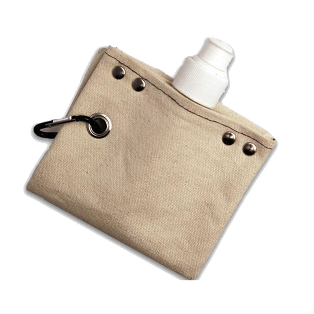 Durable Flexible Portable baverage Bottle Bag made by canvas