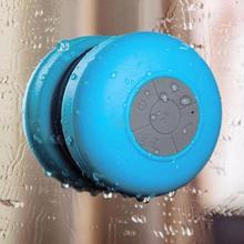 Factory Wireless Mini Portable Bluetooth Speaker Waterproof Music Player Sucker Shower Speaker