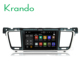 Krando Android 7.1 7'' touch screen car radio player for Peugeot 508 2011+ audio gps multimedia navigation system WIFI KD-PG508