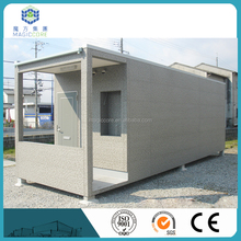 sandwich panel wall modern container house / prefab container house / modular homes