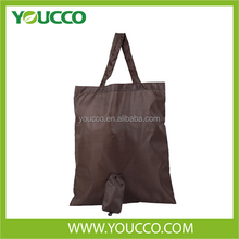 Gift promotion bag Foldable cheap polyester shopping bag