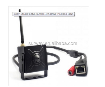 Audio/Wifi PIR pinhole lens spy IP camera hidden wifi,HD 1080p sony very very small hidden camera
