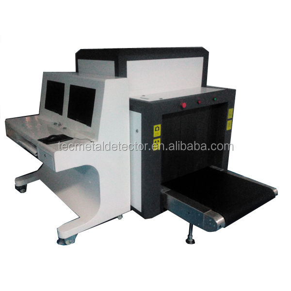 Best performance baggage inspection x-ray machine TEC-10080 airport baggage scanner