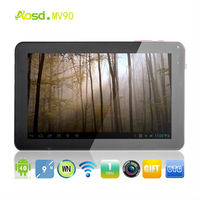 9 inch A13 tablet pc manual tablet pc android 4.0 a13 tablet pc software download