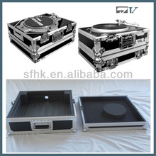 "Flight Cases Rack RK-Turnable Coffin 2 TURNTABLES / 10"" MIXER DJ COFFIN RK-Turnable Coffin-DJ10 for Odyssey in RK"
