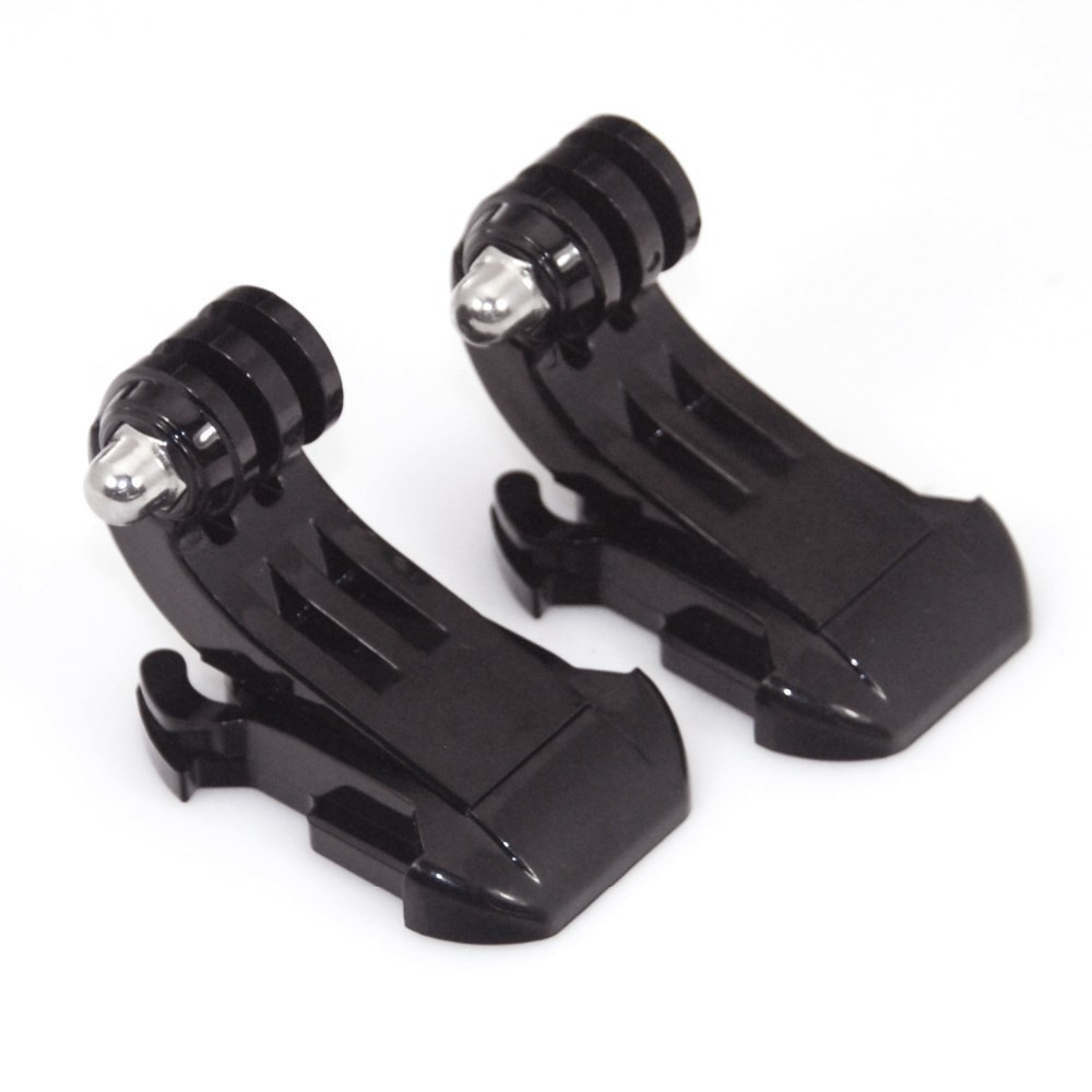 Go Pro Accessories Quick Release Mount J Hook Mount Vertical Buckle Shoe Clip chest Mount For Go pro He ro 4 2 3 3+ SJ4000