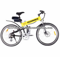 26 inch Mountain Electrical Bicycle