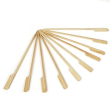 Gun Shaped Teppo Gushi Flat Bamboo Skewers