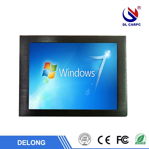 2017 new design high quality 12 inch touch screen open frame monitor