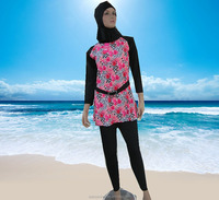 wholesale custom muslim 2016 sexy girl /women swimwear