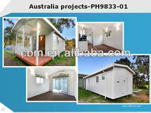 bunkhouses for Australian market