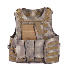 Wholesale Military Camouflage Vest Tactical Jacket Hunting Clothes