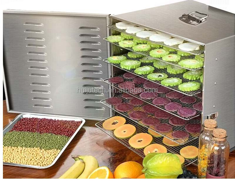 HuiJu 10 layer food dehydrator HJ-CM009 sent to your home
