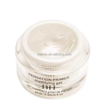 Professional primed and poreless pre-makeup face primer OEM
