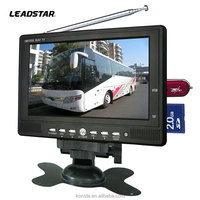 7 inch car sunvisor monitor with Remote Control