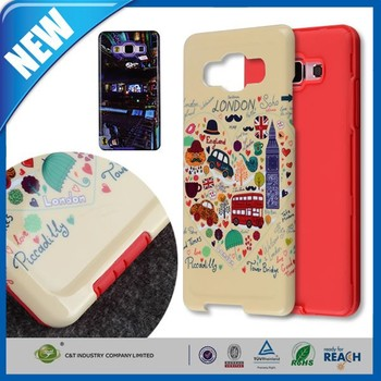 C&T PC+TPU Slim Combo Protective Case Cover Skin For Samsung Galaxy A5