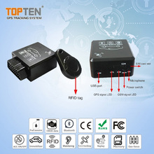 OBD2 GPS Gsm Car Alarm And Tracking System