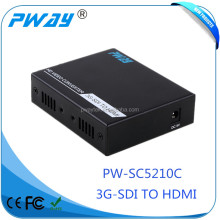 Hot! Hot!1080P real time transmission SD/HD/3G-SDI to HDMI converter