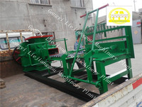 Free freight!!! clay brick machine(JZK40/40-3.0),clay brick making equipment