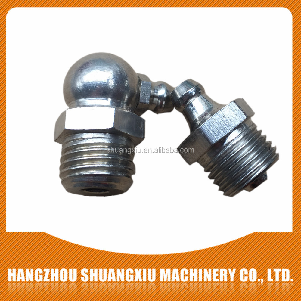Chinese valve stainless steel grease nozzle for spare <strong>part</strong>