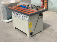 Popular Edge banding machine. high speed and good effective.