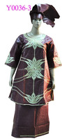 new arrival Top quality fashion design bazin african clothing