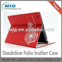 Dandelion Folio case for ipad 3