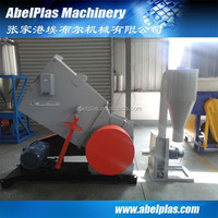 waste plastic pipe crusher for recycling