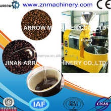 China Industrial Hot Selling Gas Small Coffee Roasting Plant