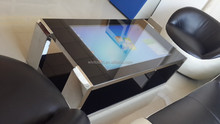 42 inch Stainless Steel Interactive Multi Touch Screen Table , All in One