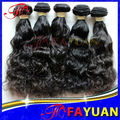 5A virgin top quality in USA sew in deep wave hair weaving Philippine Remy Super Wave