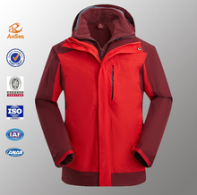 New Arriving Men Hiking Travel Mountain Winter Warm Outdoor Jackets