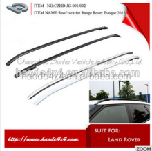 Roof rack for discovery sport 2015 black and silver color auto tuning/ spare parts