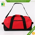 Wholesale customize fashion mens travel gym duffle bag made in China
