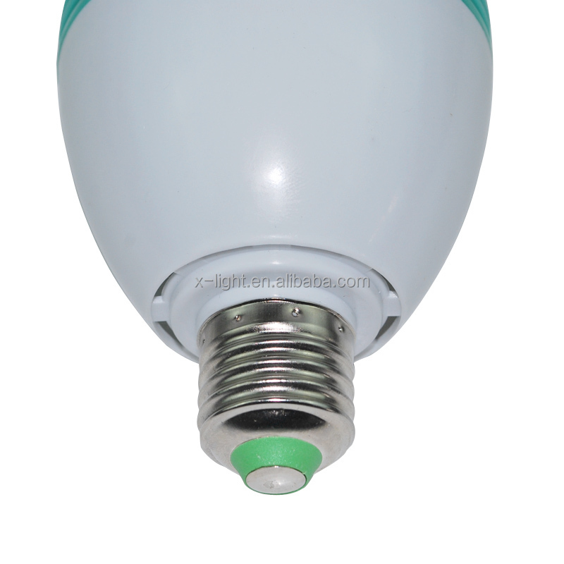 E27 bulb full color effect