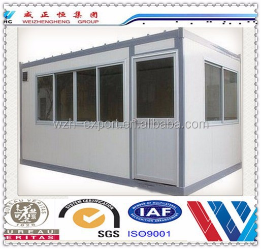 2015 new products 20ft modular shipping cargo container homes /restaurant for sale