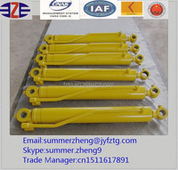 dump truck hydraulic cylinder and pumps