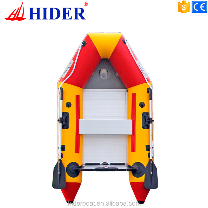 cheap 2 person inflatable mini fishing speed boat for sale