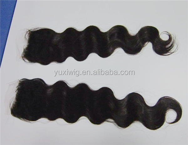 Alibaba wholesale peruvian virgin hair body wave with closure