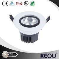 dimmable led cob downlight 2700K 3000K 3500K 4000K 4500K 5000K 5500K 6000K 6500K 7000K