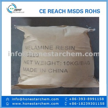 Melamine Glazing Powder Factory