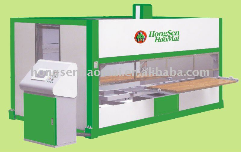 HSHM1200PQ-B automatic wood door painting machine
