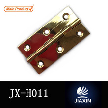 Manufacturer piano hinge wooden boxes small hinge brass polishing hinge