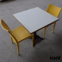 Solid Surface Marble Resin Table Top