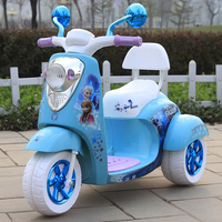 Hot sale high quality wholesale price durable colorful plastic three wheels kids motor bike kids motorcycle