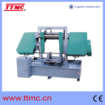 TGH-4240 TTMC New Double column band saw machine