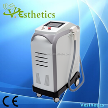 CE approved permanent hair removal machine 2015 diode laser advantages D-808