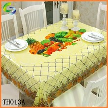 Hot sale wedding decoration tablecloth table cover
